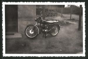 Fotografie Motorrad IFA-MZ 125