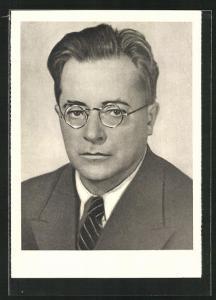 AK Palmiro Togliatti, Aktiver Teilnehmer am Freiheitskampf des spanischen Volkes..., DDR-Propaganda