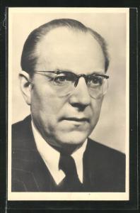 AK Ministerpräsident Otto Grotewohl