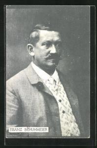 AK Franz Schuhmeier, Bürgermeister von Wien