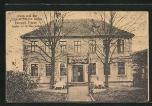AK Istrup, Restaurant und Pension Pieper