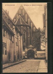 AK Stralsund, Ehem. St. Katharinenkirche