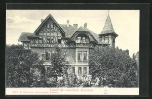AK Eisenach, Hotel Henzschel