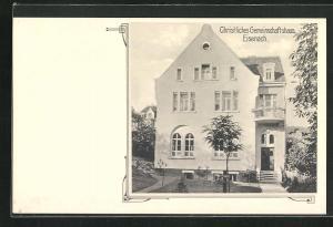AK Eisenach, Christliches Gemeinschafthaus