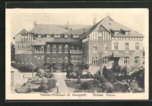 AK Thuine-Freren, Töchter-Pensionat St. Georgenstift