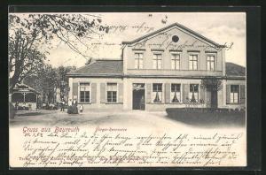 AK Bayreuth, Gasthaus Bürger-Ressource