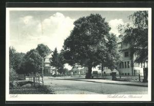 AK Lich, Parkhotel und Postamt