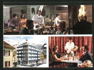 AK Andermatt, Hotel Helvetia
