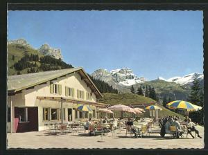 AK Engelberg, Bergrestaurant Brunni