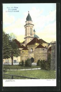 AK Solothurn, Basler Tor