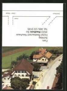AK Riedholz / SO, Hotel-Restaurant Neuhaus
