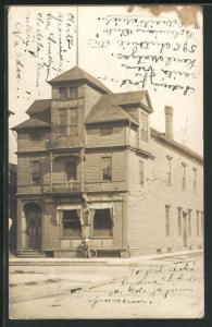 Foto-AK Detroit, MI, 598 St. Antoine Street