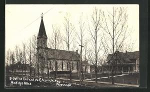 AK Antigo, WI, St. Johns Catholic Church