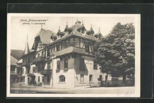 AK Spital am Semmering, Hotel Hirschenhof