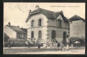 AK Saulnot, Le Bureau de Poste