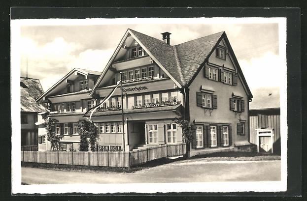AK Hemberg / Toggenburg, Kinderheim 0