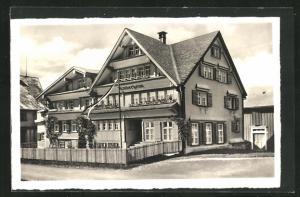 AK Hemberg / Toggenburg, Kinderheim