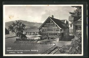 AK Hemberg, Gasthaus zur Sonne