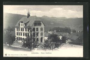 AK Lichtensteig, Neues Schulhaus
