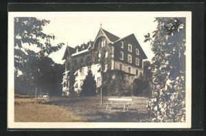 AK St. Chrischona, Hotel Haus zu den Bergen