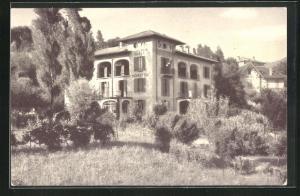 AK Lugano, Hotel-Pension Suvretta