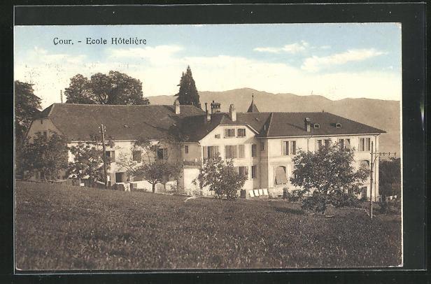 AK Lausanne, Ecole Hoteliere 0