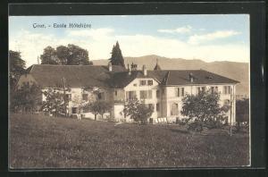 AK Lausanne, Ecole Hoteliere