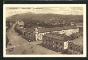AK Berehovo / Beregszasz, Panorama