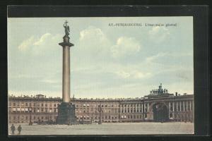 AK St. Petersbourg, L`etat-majo general