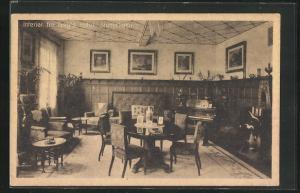 AK Stubbeköbing, Interior fra Frey`s Hotel