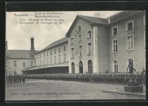 AK Ruysselede, Ecole de Blenfaisance, Weldadlgheidschool