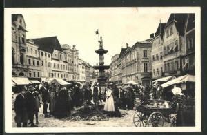 AK Steyr a. d. Enns, Marktstudie