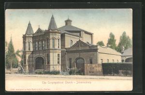 AK Johannesburg, the Cobgregational Church