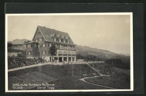 AK Ebnat, Hotel Kurhaus Bellevue
