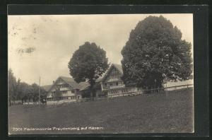 AK St. Peterzell, Ferienkolonie Freudenberg auf Käsern