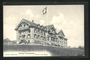 AK Flumserberg, Kurhotel Tannenboden