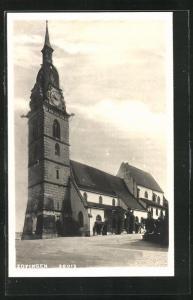 AK Zofingen, Ansicht der Kirche