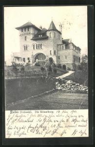 AK Baden, Die Römerburg