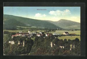 AK Mariastein, Panorama