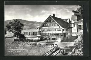 AK Hemberg / Togg., Gasthaus und Ferienheim zur Sonne