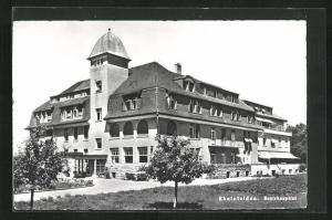 AK Rheinfelden, Blick zum Bezirksspital