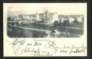 AK Bern, Historisches Museum