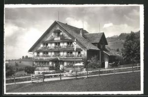 AK Lutenwil-Nesslau, Töchterbund-Ferienheim Heimetli