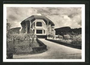 AK Dornach, Goetheanum, Freie Hochschule für Geisteswissenschaft