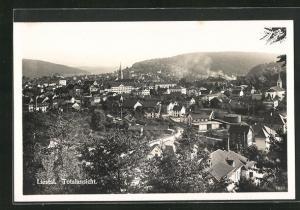 AK Liestal, Totalansicht der Ortschaft