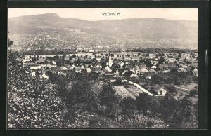 AK Reinach, Blick auf das Dorf