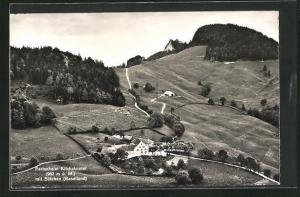 AK Langenbruck, Gasthof Ferienheim Kilchzimmer mit Bölchen