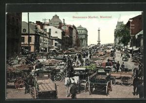 AK Montreal, Bonsecours Market