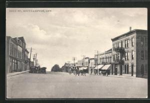AK Southhampton, Ont., High Street
