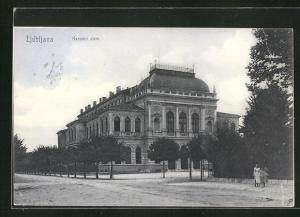 AK Ljubljana / Laibach, Narodni Dom